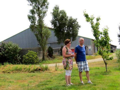 Vakantie frankrijk met Piet en Liesbeth