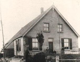 Den Heuvel omstreeks 1900